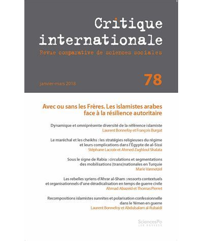Critique internationale