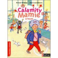 Calamity Mamie à l'école