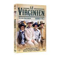 Coffret Le Virginien Saison 9 Volume 1 DVD