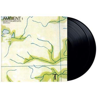 Ambient 1 Music For Airports Double Vinyle Gatefold Edition Limitée