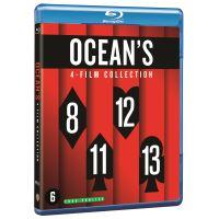 Coffret Ocean's 4 Films Blu-ray