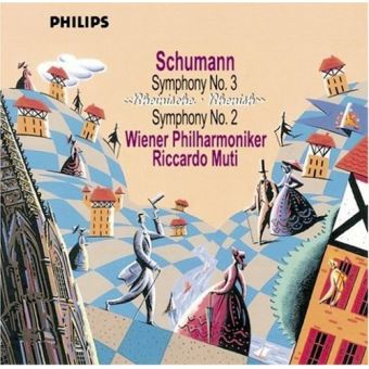 Schumann symphonies nos 2 and 3