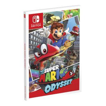 Guide Super Mario Odyssey