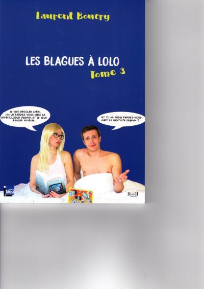 Les blagues à Lolo - Tome 3 : Les blagues à Lolo
