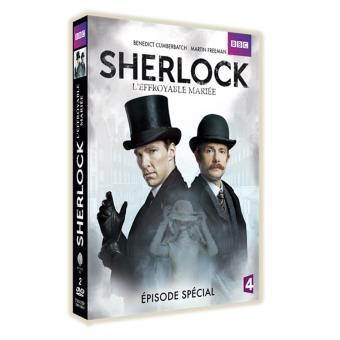 SherlockSherlock L'effroyable mariée DVD