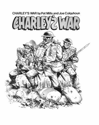 La Grande guerre de Charlie (Portfolio)