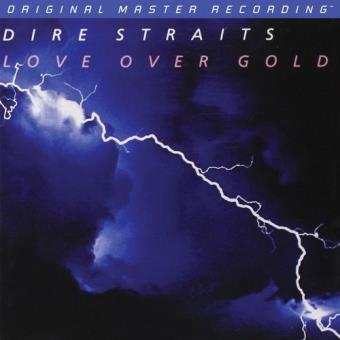 Love over gold 180g 45rpm