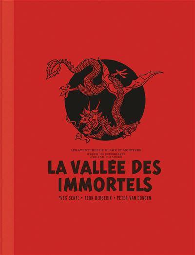 Blake & Mortimer - Intégrales - La Vallée des Immortels - Intégrale tomes 1 et 2