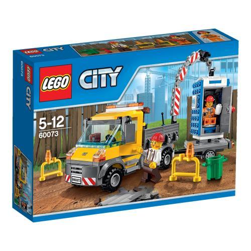LEGO® City 60073 Le Camion Grue