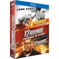 Coffret 12 rounds L'intégrale de la saga Blu-ray