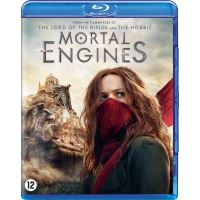 MORTAL ENGINES-BIL-BLURAY