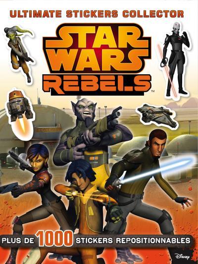 Star Wars Rebels -  : STAR WARS REBELS  - Ultimate Sticker