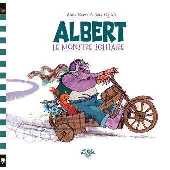 Albert, le monstre solitaireAlbert, le monstre solitaire