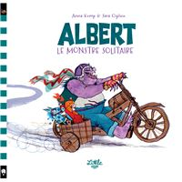 Albert, le monstre solitaire