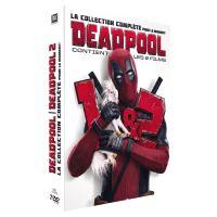 Deadpool 1 et 2 Coffret DVD
