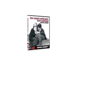 Chaplin courts métrages Collector DVD