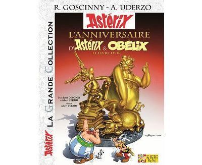 Astérix La Grande Collection - L'Anniversaire d'Astérix et Obélix