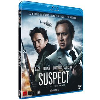 Suspect Blu-Ray