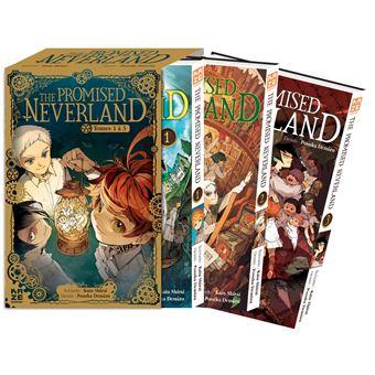 The Promised NeverlandThe Promised Neverand Pack T01 à 03 NED