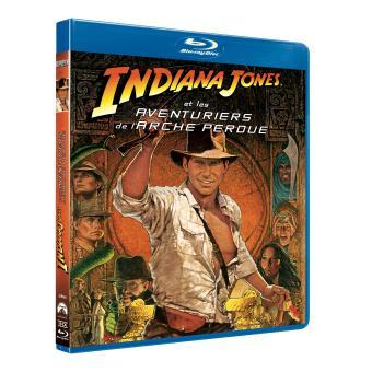 Indiana JonesIndiana Jones et les aventuriers de l'Arche Perdue Blu-Ray