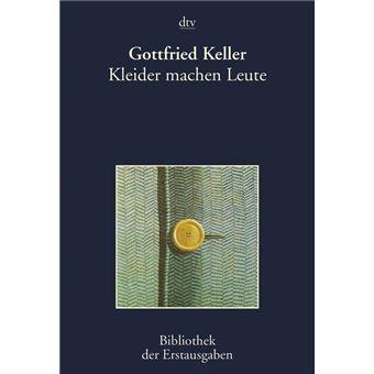 Kleider Machen Leute Erzahlung Epub Gottfried Keller Achat