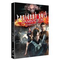 Resident Evil : Damnation - Resident Evil : Degeneration - Coffret Blu-Ray