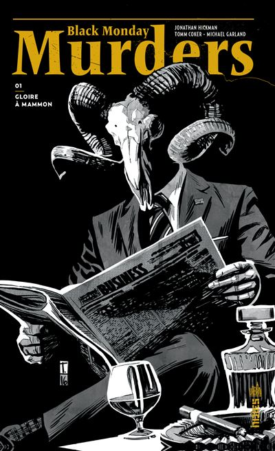 The black monday murders - tome 1