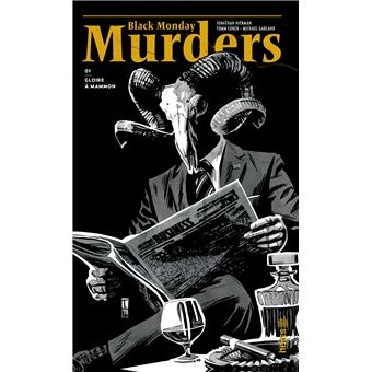 The black monday murdersThe black monday murders