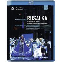 Rusalka : Opéra de la Monnaie Bruxelles 2012 - Blu-ray
