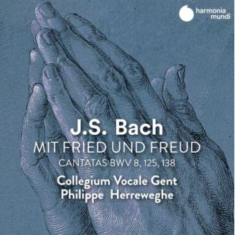 J.S. Bach Cantatas BWV 8, 125 and 138
