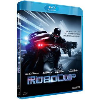 RobocopRoboCop (2014) Blu-Ray