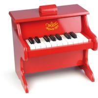 Vilac Piano Rouge 18 touches