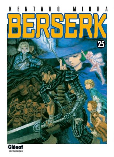 Berserk - Tome 25 - 9782331034800 - 4,99 €