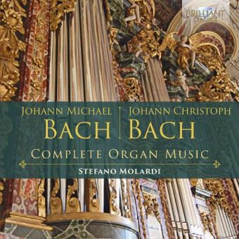 COMPLETE ORGAN MUSIC/3CD