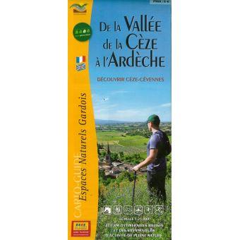 De la Vallée de la Cèze à l'Ardèche