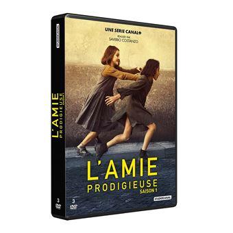 L'Amie prodigieuseL'Amie prodigieuse Saison 1 DVD