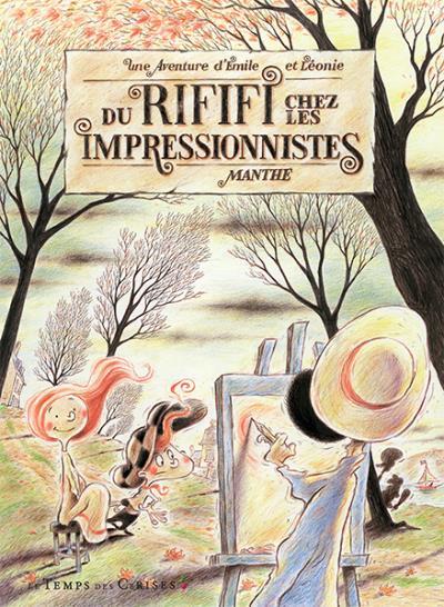 Du rififi chez les impressionnistes