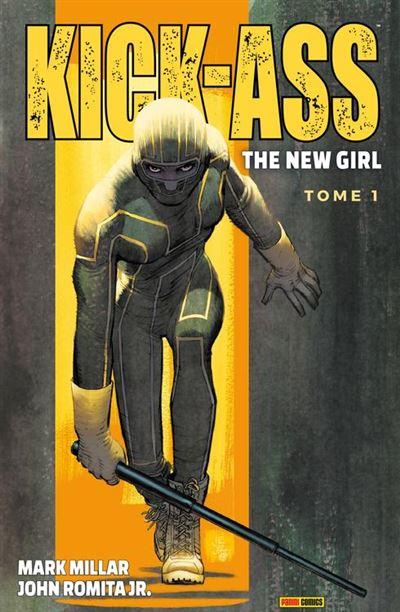Kick-Ass - The New Girl T01 - 9782809479683 - 12,99 €