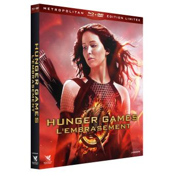 Hunger GamesHunger Games - L'embrasement Edition Limitée Combo Blu-ray +DVD