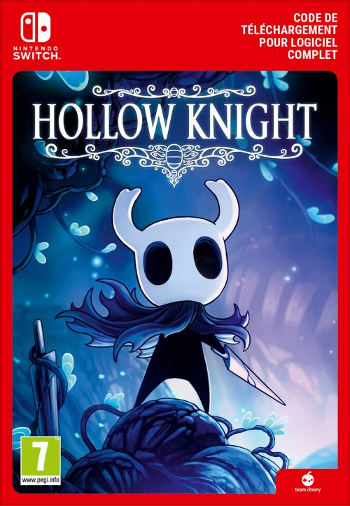 Code de téléchargement Hollow Knight Nintendo Switch