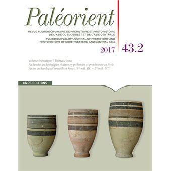 Paléorient 43.2