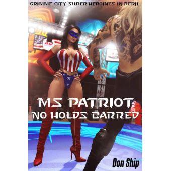 Super Heroine In Peril
