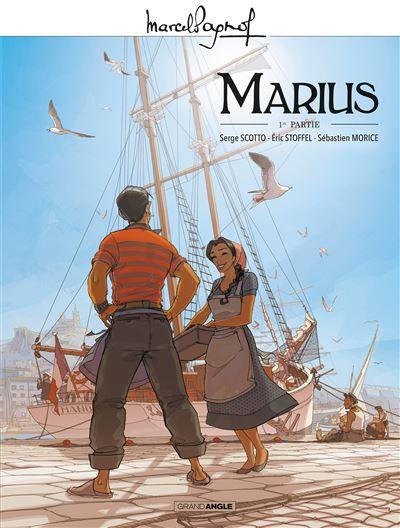M. Pagnol en BD : Marius - volume 01