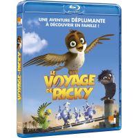 Le Voyage de Ricky Blu-ray