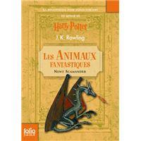 Livres Les Animaux Fantastiques Fnac