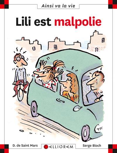 Max et Lili -  : Lili est malpolie