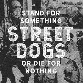 Stand For Something Or Die For Nothing Vinyle 180 gr Gatefold Inclus CD et un feuillet