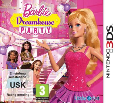 Barbie Dreamhouse Party 3DS - Nintendo 3DS