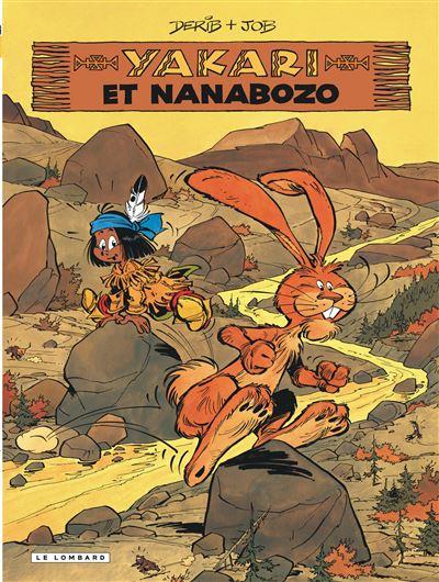 Yakari - Yakari et Nanabozo (version 2013)