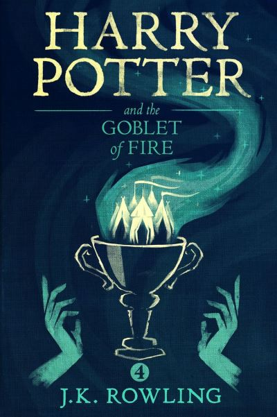 Harry Potter and the Goblet of Fire - 9781781105672 - 8,99 €